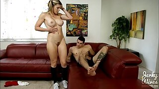 Cory Chase in Brother Blackmail - Four Hours (DVD)
