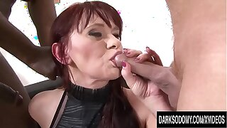 Double anal session for Vera Delight
