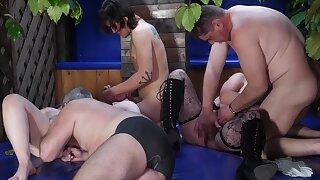 Report in Private German Swing Club