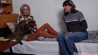 OmaHoteL Fresh Granny Compilation