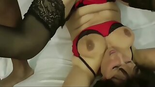 Beautiful Granny Ass Fucked for the first time