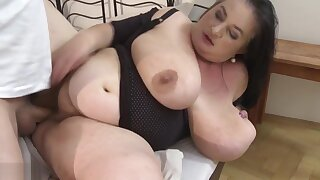 Four mature mothers making sex with four sons