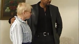 Grandma s got a black lover