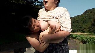 Bbw granny japanese