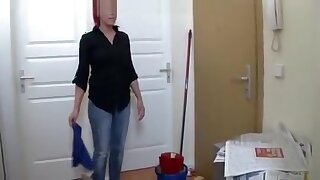 German Granny Hausfrau mature mature porn granny old cumshots cumshot