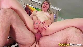 Golden Slut - Horny Older Cowgirls Compilation Part 17