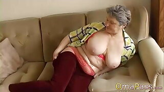 OmaPasS Homemade videos of Well Aged Grannies