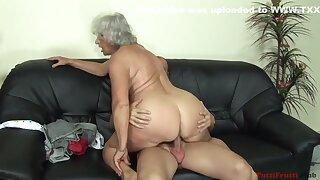TuttiFrutti - Norma granny on my casting