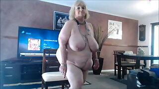 Big hit lady strips