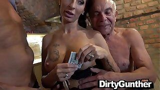 Dirty Old Gunther and His Fucked Up Family